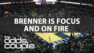 NBA Picks | The Odds Couple | Mike Brenner Continues To Sweep The Board