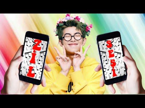 BTS Şarkılarının Zil Sesi Versiyonları