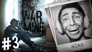 THIS WAR OF MINE - ATACADO DURANTE A NOITE! #3 (PREVIEW)