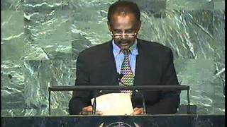president isaias afewerki speech at the un 66th session sept 23 2011