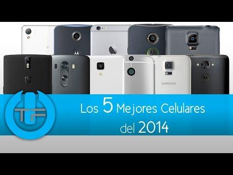 Los 5 mejores celulares inteligentes del 2014 para Jose Tecnofanatico