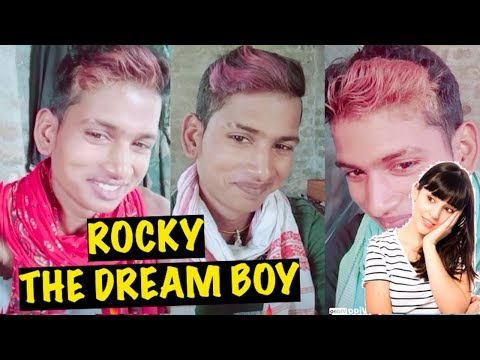 Rocky Superstar - Viral Boy of Tik Tok and Vigo Video | Every Girl's Dream Boy