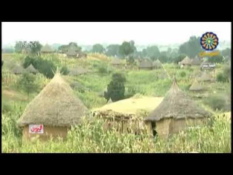 The rainy season in a region Blue Nile