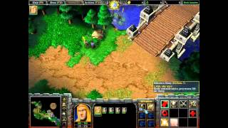 Warcraft 3: Regin of Chaos [Mission 3][HD 720][No Commentary]