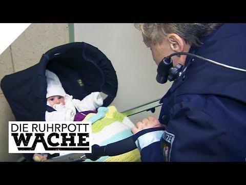 Mutter will ihr Schreibaby loswerden: Achtung, Schusswechsel   TEIL 1   Die Ruhrpottwache   SAT.1 TV