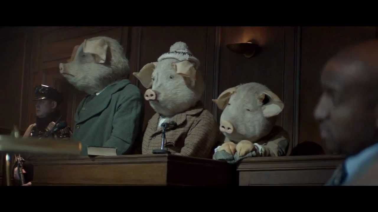 Little Pigs And The Big Bad Wolf Movie