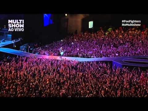 Foo Fighters  The Pretender  Rio de Janeiro Maracanã 1080p