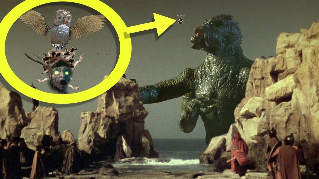 Screen Grabs: Dynamation Celebration, African Film Fest ...  Kraken Clash Of The Titans 1981