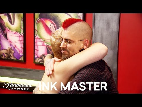 Most Emotional Tattoo Challenges | Ink Master