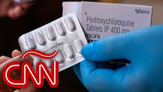 La hidroxicloroquina no es efectiva frente al covid-19, según científicos
