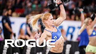 Triple G Chipper  — The 2017 CrossFit Games / 8k