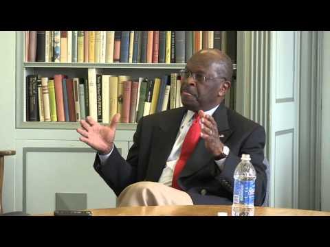 Herman Cain on Libya