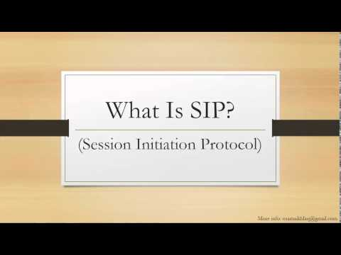 4 What is SIP? - Asterisk Tutorial Urdu / Hindi