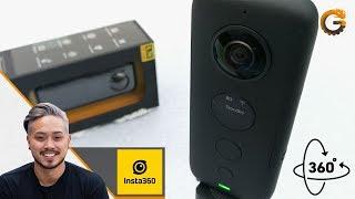 Insta360 One X: Lohnt sich eine 360° Kamera?