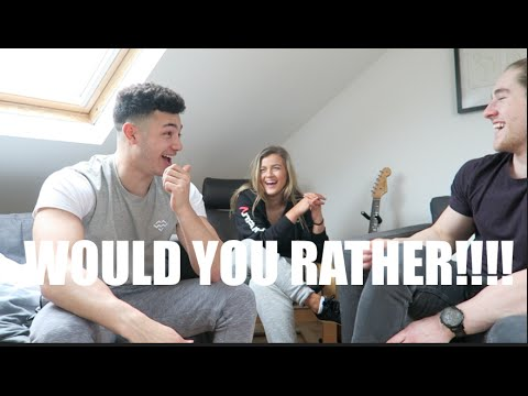 Would You Rather | Matt Lucas | Sian Walton |