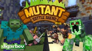 Mutant Battle Arena - Minecraft Marketplace Trailer