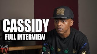 Cassidy on Goodz Battle, R Kelly, Lil Nas X, Nipsey, Tekashi, Past Beef w/ 50 Cent (Full Interview)