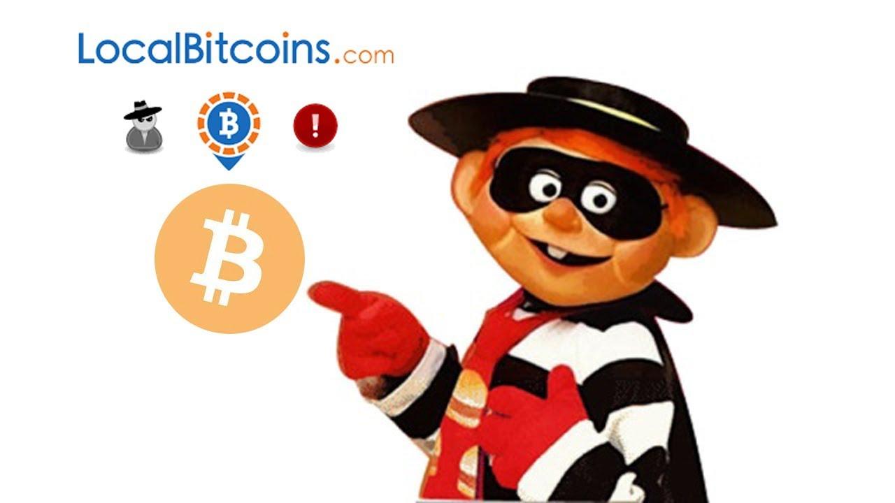 înregistrarea localbitcoins