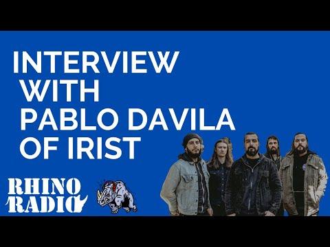 Isolation Interviews:  Pablo Davila Of Irist Talks Order Of The Mind