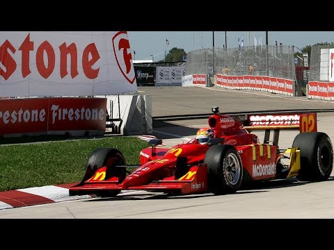 2008 Detroit Indy Grand Prix presented by Firestone