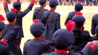 Adhamya School Band March Past MOV02295.AVI