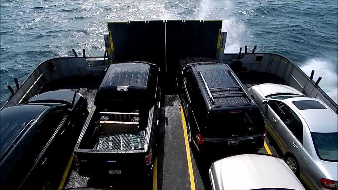 Take Ferry From Washington Island, Wisconsin 54246