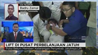 Korban Lift Jatuh di Blok M Masih Dirawat di RS Pertamina Pusat