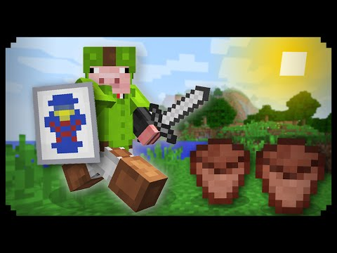 ✔ Minecraft: How to make a Link (Zelda) Outfit