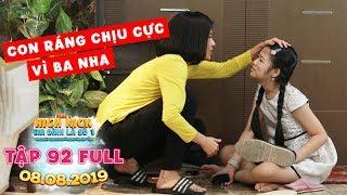 Gia đình là số 1 Phần 2 |tập 92 full: Không ngờ Lam Chi ích kỷ lại chấp nhận làm điều này vì ba