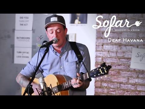 Deaf Havana - Fever | Sofar NYC