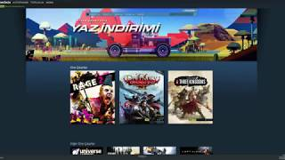 Steam Yaz İndirimleri (09 Temmuz 2019 kadar geçerli)