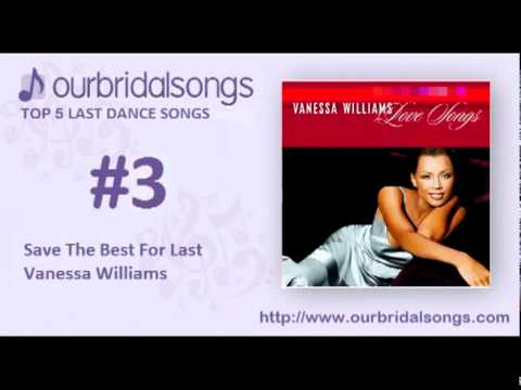 Top 5 Last Dance Songs - Wedding Songs