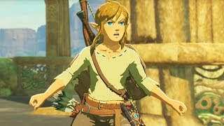 what did you think of zelda breath of the wild ign access