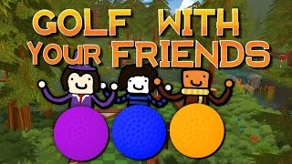 Wir sind Golfbälle! | GOLF WITH YOUR FRIENDS