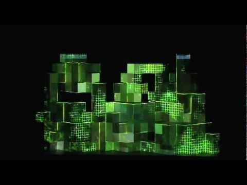 Amon Tobin 'ISAM' Live : Mutek Premiere (Official)