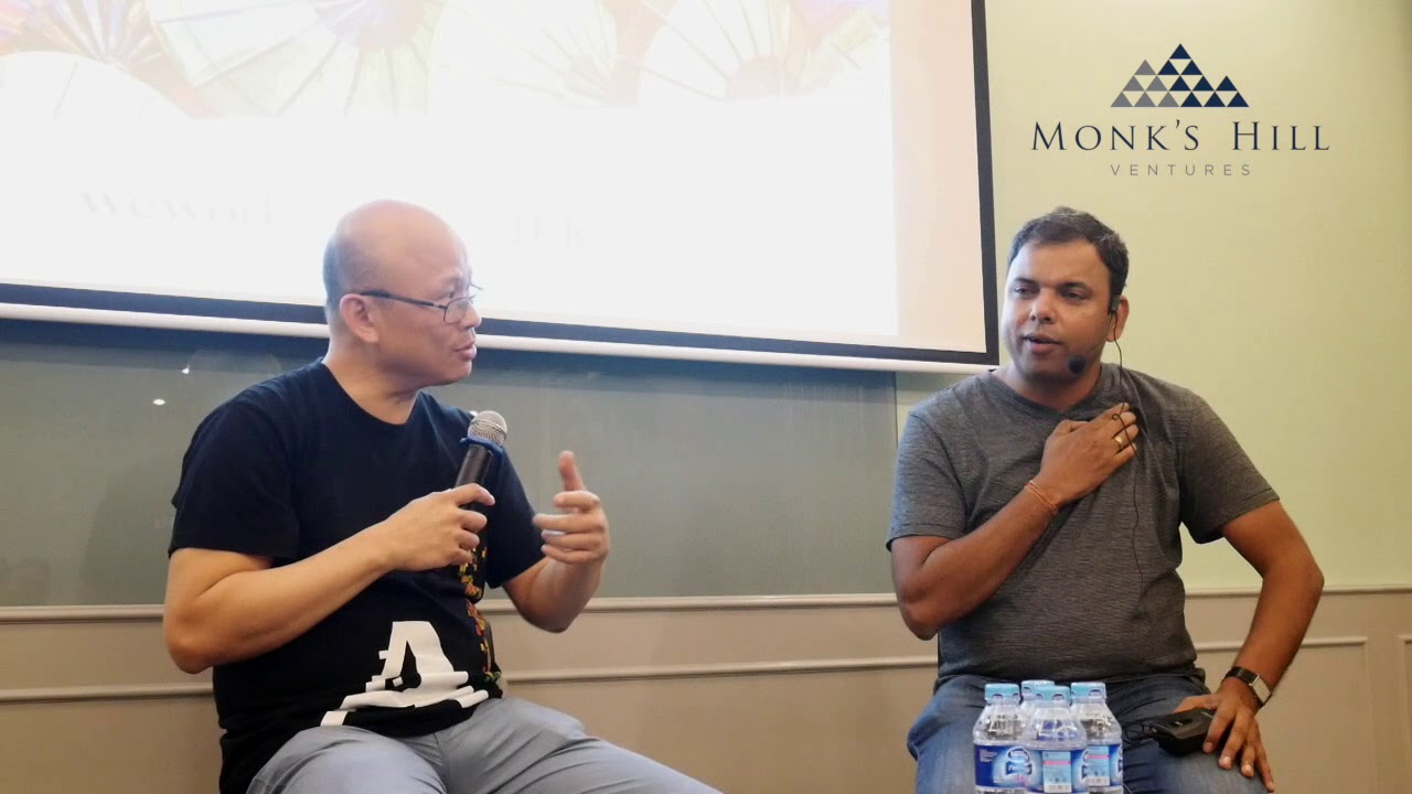 A Conversation with Ajey Gore | Monk's Hill Ventures