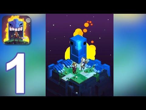 Tiny Tomb: Dungeon Explorer - Gameplay Walkthrough Part 1 (iOS, Android)