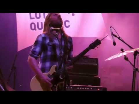 Steve Hill SOLO Montreal JAZZ Festival 2014  HATE TO SEE YOU GO