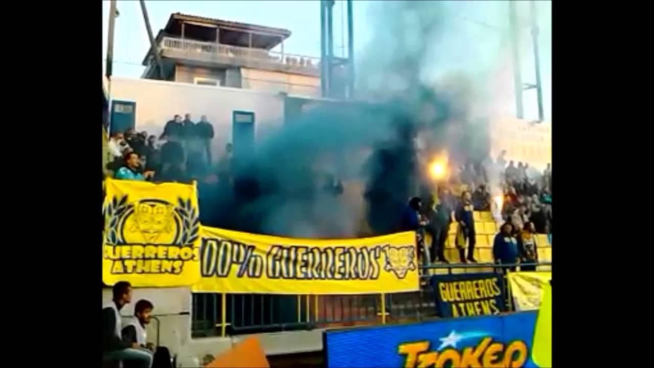 ΠαναιτωλικοΣ: ΠΑΝΑΙΤΩΛΙΚΟΣ-ξάνθη 2/11/2014 Guerreros Athens