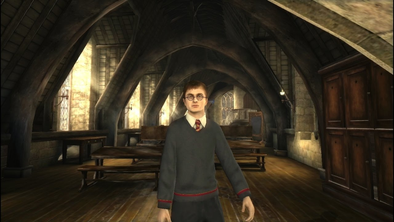 Harry Potter And The Order Of The Phoenix Walkthrough 41 Defense