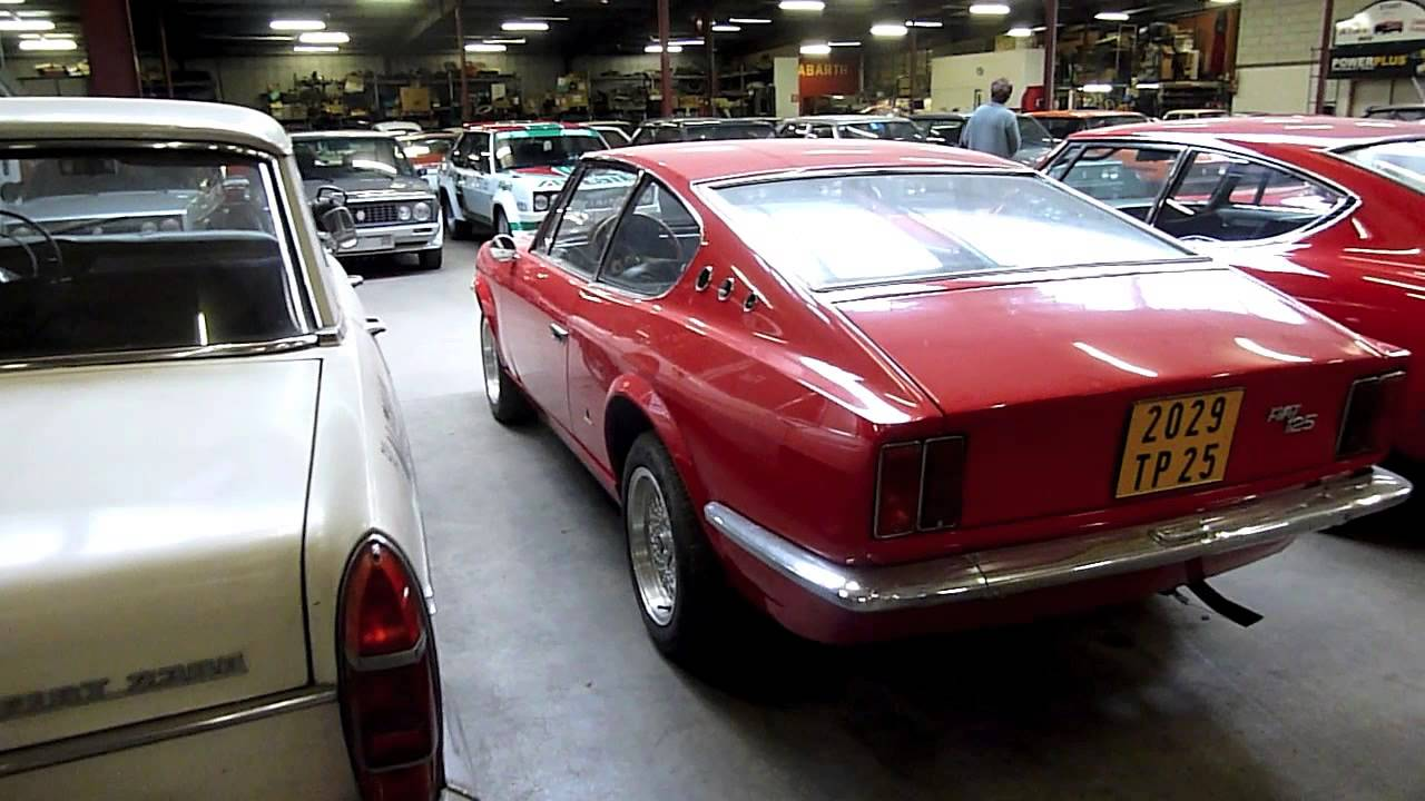Car Museum 23 Abarth Works 2014 - YouTube