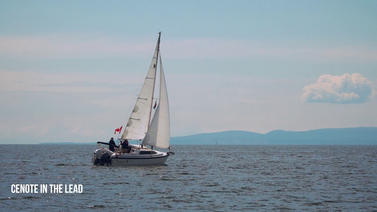 MYCBC 2019 Blaine Regatta from Kensea