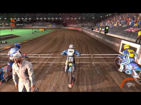 FIM Speedway Grand Prix 15 - Tegera Stockholm FIM Speedway Grand Prix Gameplay (PC HD) |