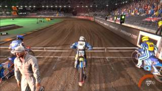 FIM Speedway Grand Prix 15 - Tegera Stockholm FIM Speedway Grand Prix Gameplay (PC HD)