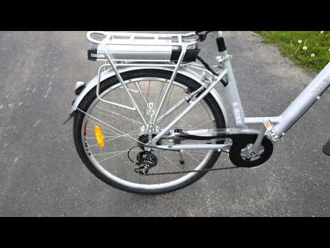 500 Watt Electric Bicycle With Lithium Battery For Sale