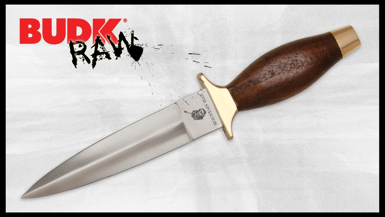 The Mountain Man Boot Knife - $4 99