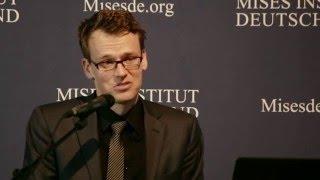 Negativzins und Bargeldverbot – Prof. Dr. Philipp Bagus