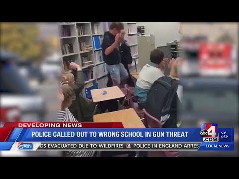 Lone Peak High School Threat