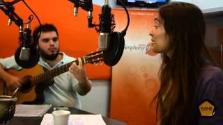 Caro Pivetta Y Fede Gamba   El Tímido Raúl Carnota   168 Horas Radio