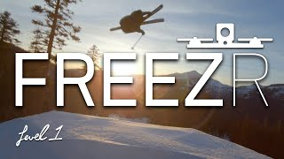 FREEZR - a SKI x FPV film by BLASTR
